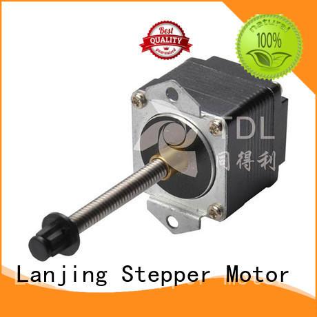 TDL durable servo motor linear actuator manufacturer for financial equipment