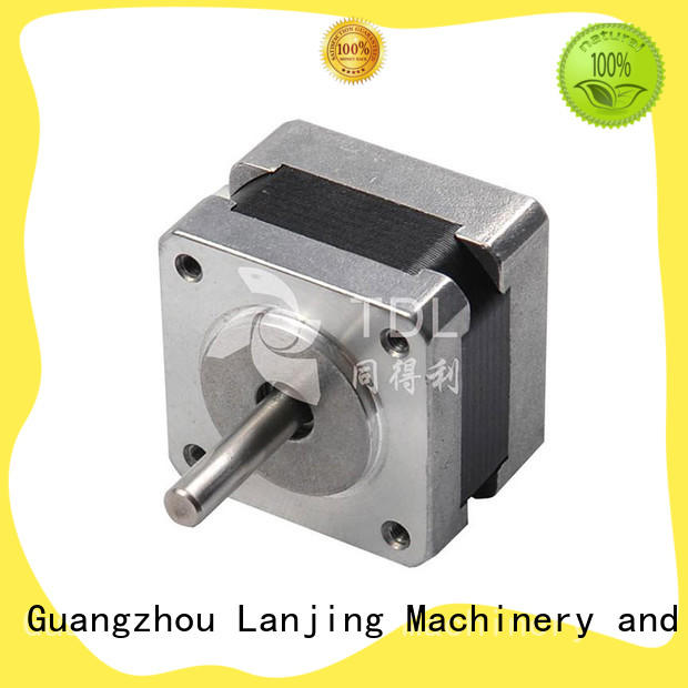 TDL quality ac stepper motor manufacturer for three dimensional printer