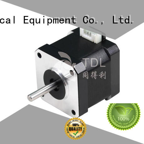 stable precision stepper motor directly sale for security equipment