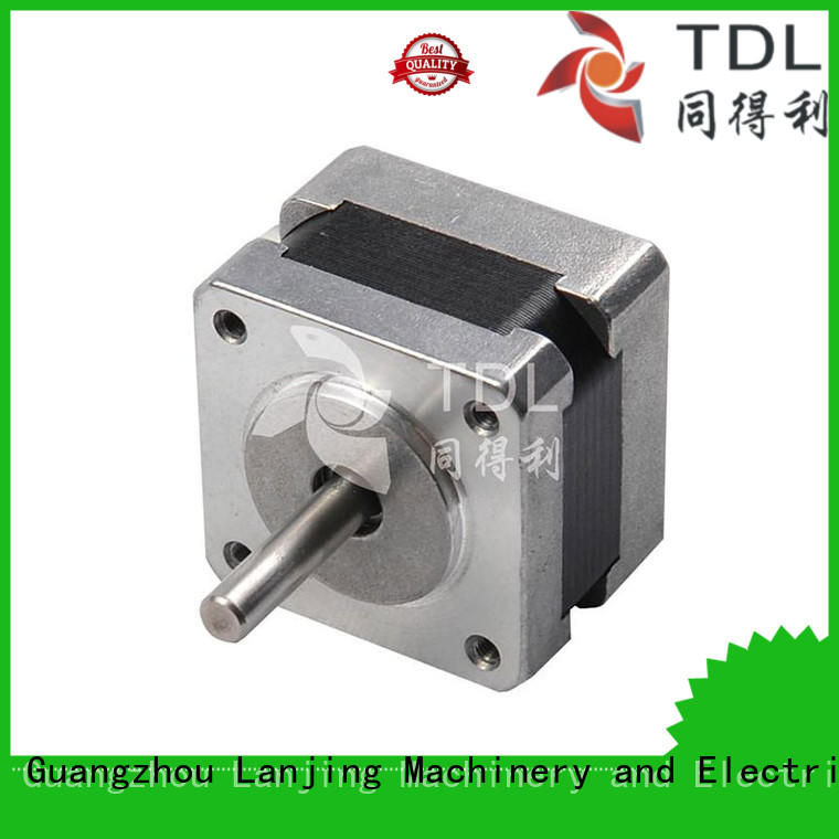 TDL stepper motor buy with low noise for security equipment