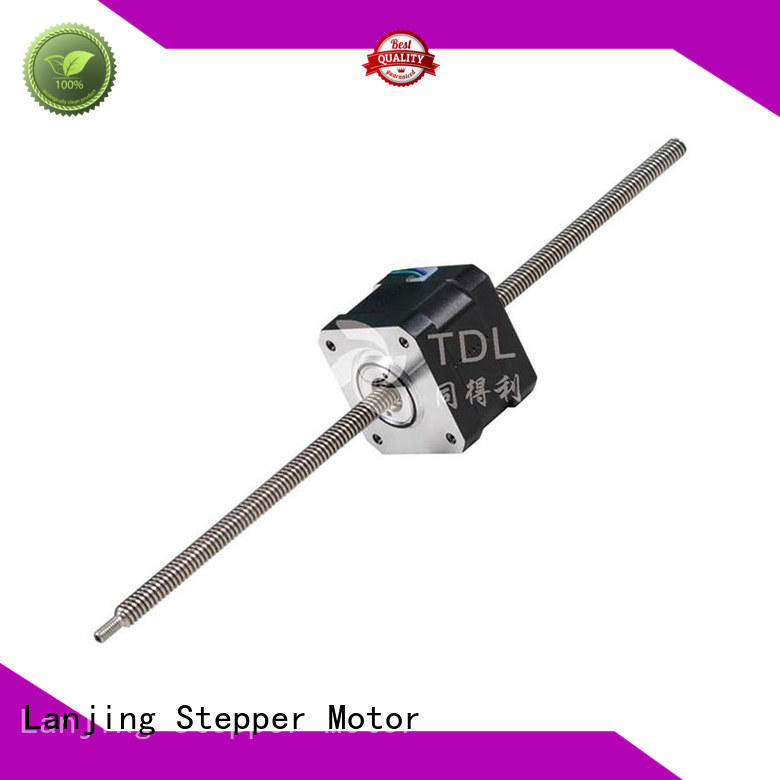 TDL efficient linear drive motor for stage lighting