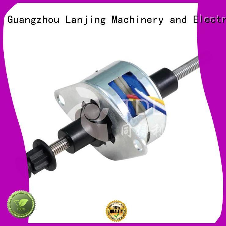 TDL pm linear motor manufacturer for medical equipment