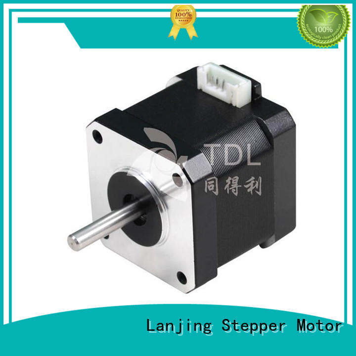TDL brushless fast stepper motor with low noise for stage lighting