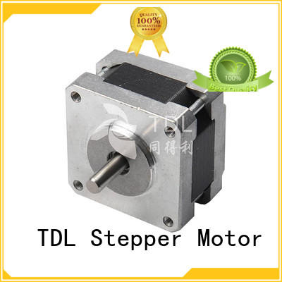 TDL cost-effective fast stepper motor with low noise for stage lighting