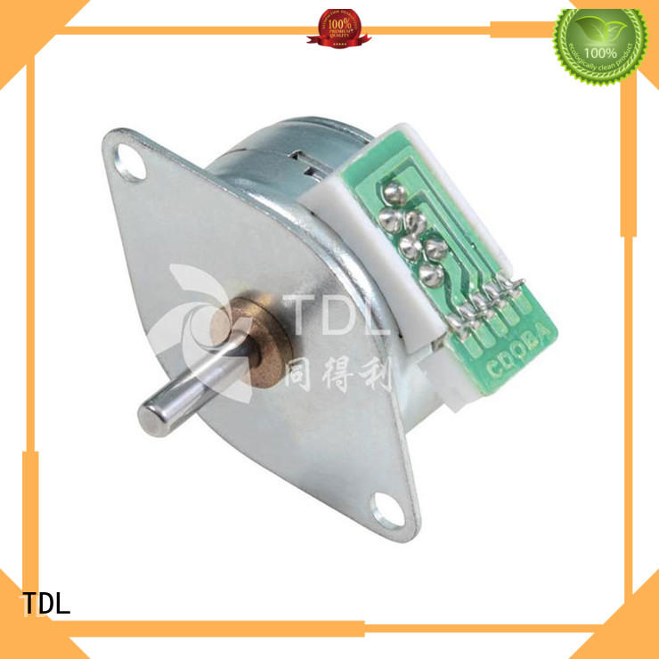 TDL practical high power electric motor manufacturer for three dimensional printer