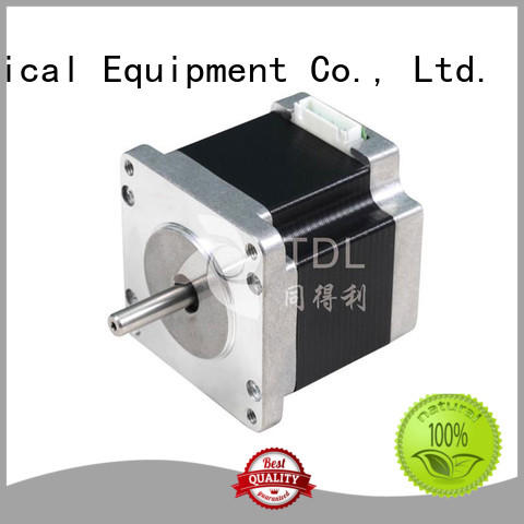 TDL hot selling electric stepper motor supplier for security equipment