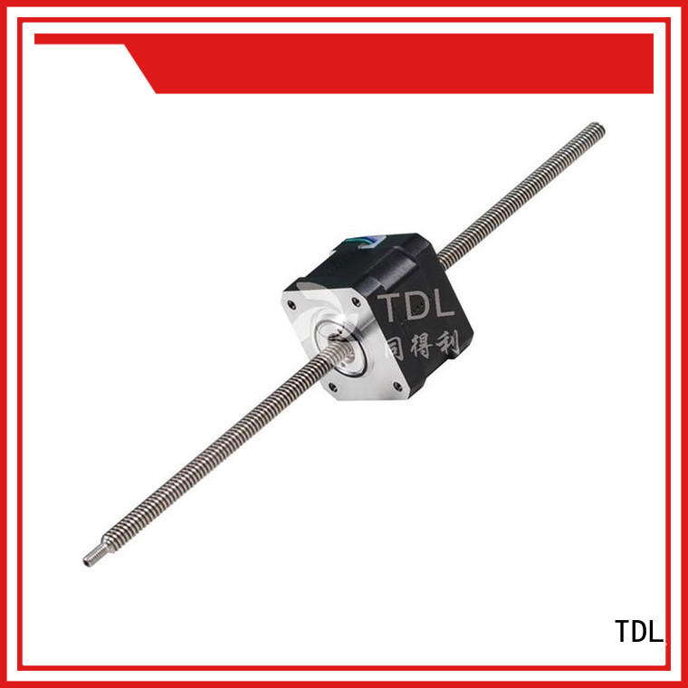 reliable captive linear stepper motor factory direct supply for robots