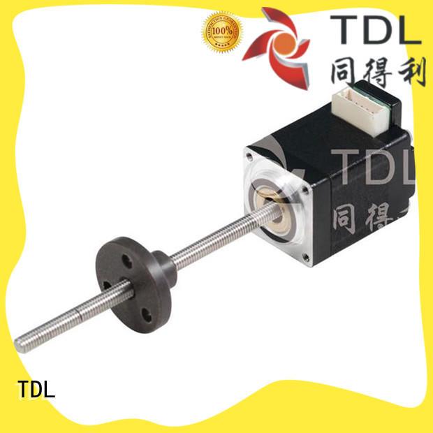 TDL hb linear drive motor manufacturer for three dimensional printer