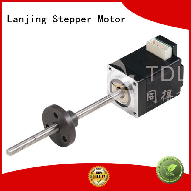 professional stepper motor linear actuator supplier for stage lighting
