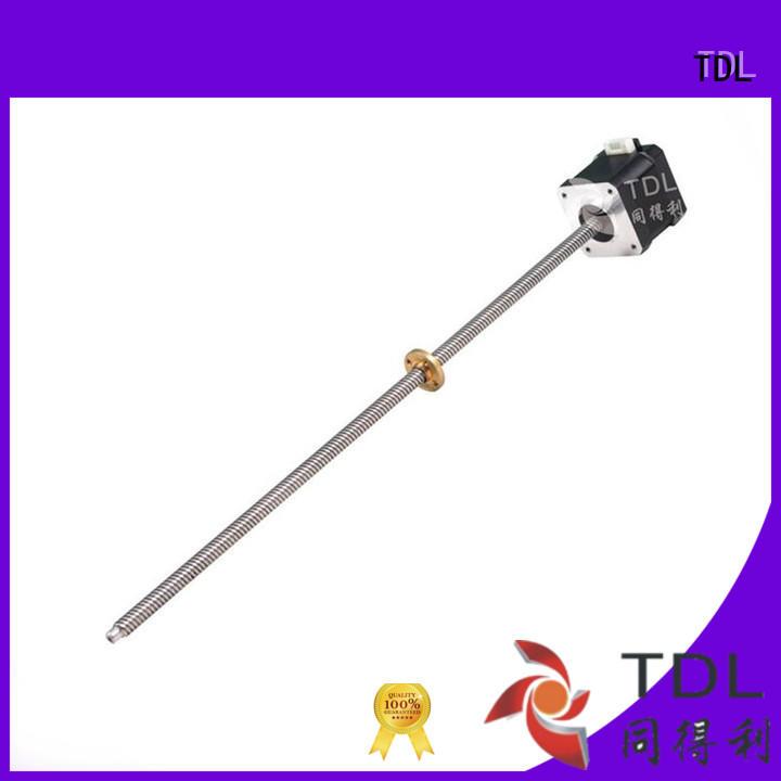 TDL hot sale captive linear stepper motor for security equipment