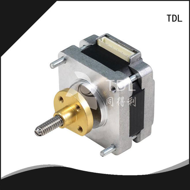 TDL hot selling linear drive motor supplier for medical equipment