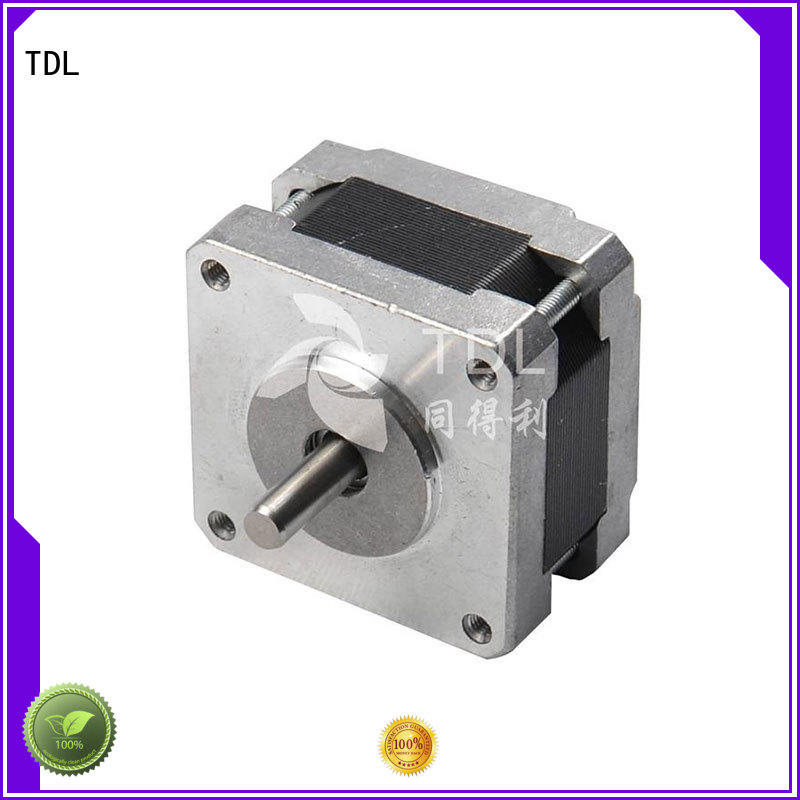 TDL current three phase stepper motor with low noise for medical equipment