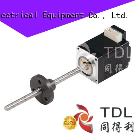 TDL hot selling non captive linear stepper motor series for business