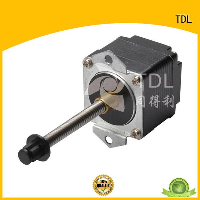 brushless servo motor linear actuator manufacturer for three dimensional printer