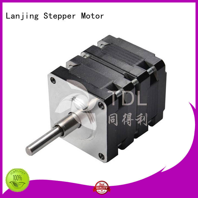 hb servo stepper motor manufacturer for security equipment