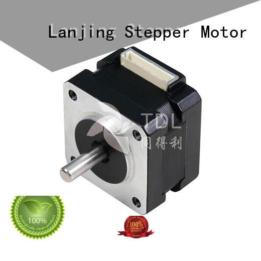 TDL 35 HB  Deceleration brushless Stepping Motor—0.9°