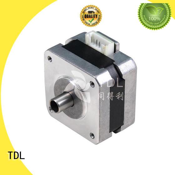 TDL deceleration step motor servo motor for security equipment