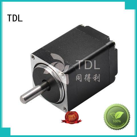 TDL hot selling stepper motor model series for stage lighting