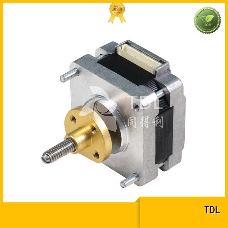 Custom High stepper motor linear actuator 2A TDL