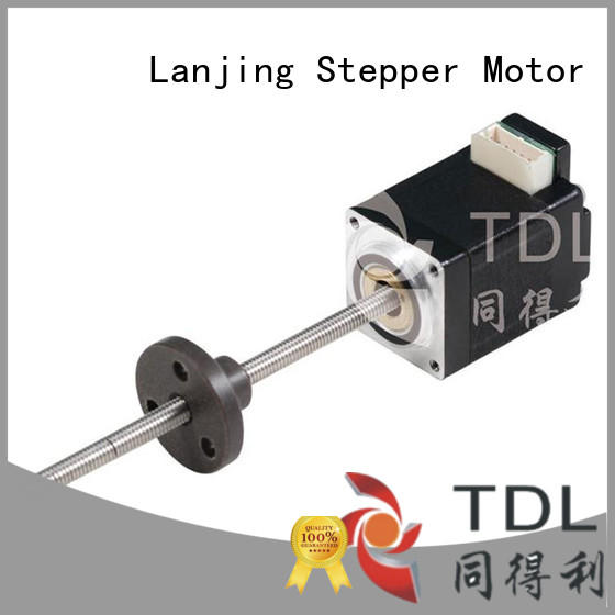 low cost linear stepper motor manufacturer for three dimensional printer TDL