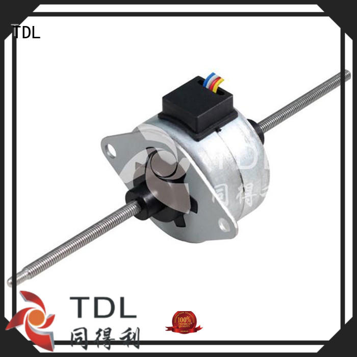 motor75° linear Smooth brushless linear motor TDL manufacture