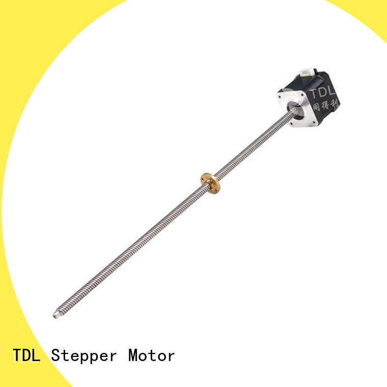 TDL quality hybrid linear stepper motor wholesale for security equipment