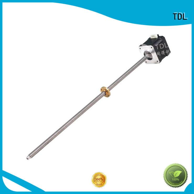 TDL hb captive linear stepper motor for robots