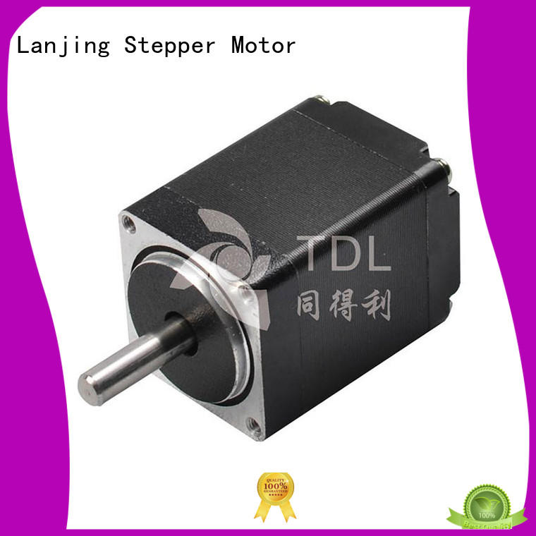 TDL superior quality two phase hybrid stepper motor with low noise for medical equipment