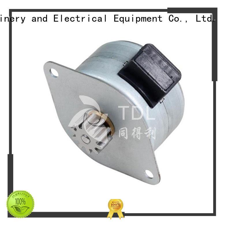 TDL step motor supplier for business