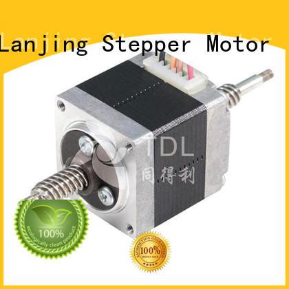 TDL practical servo motor linear actuator manufacturer for stage lighting