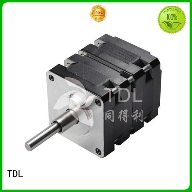 best large stepper motor supplier for three dimensional printer TDL
