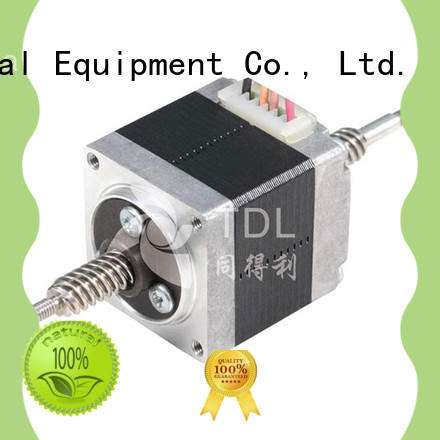 linear hybrid linear actuator motor supplier TDL