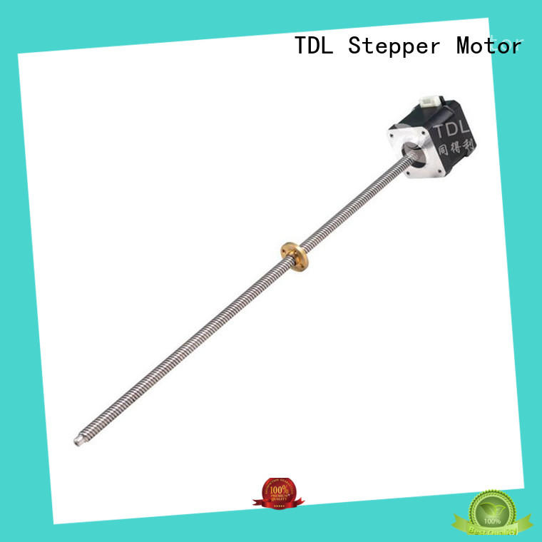 TDL micro linear stepper motor with good price for robots