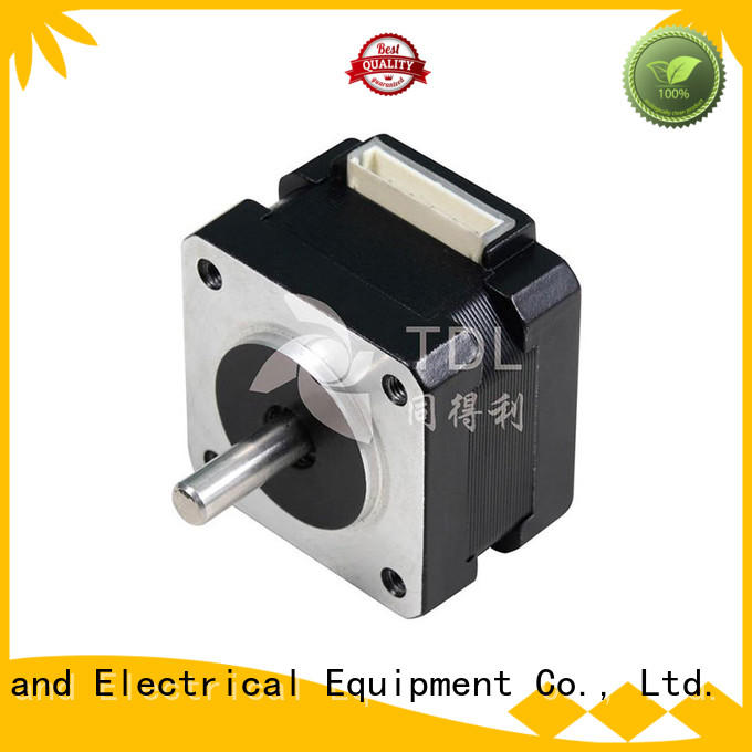 TDL step by step motor supplier for robots