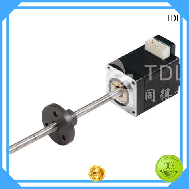 TDL professional stepper motor linear motion wholesale for security equipment