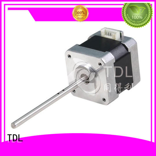 TDL best stepper motor buy with low noise for medical equipment