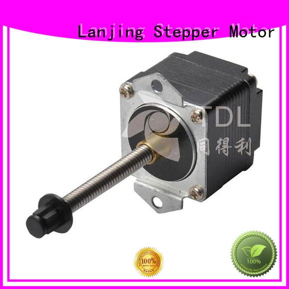 hybrid linear motor Low servo Accuracy TDL Brand stepper motor linear actuator