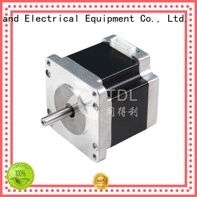 TDL fast stepper motor series for three dimensional printer