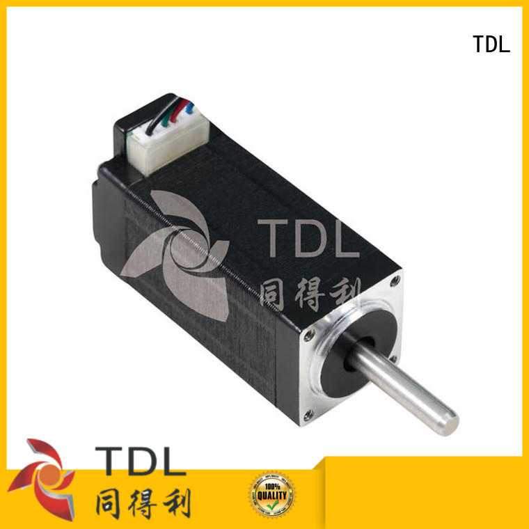 TDL superior quality large stepper motor supplier for medical equipment