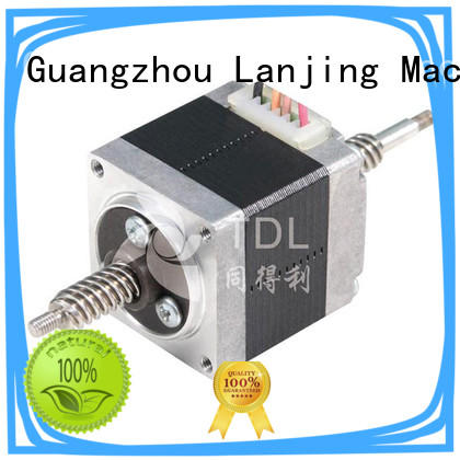 TDL Brand motor18° High Vibration stepper motor linear actuator manufacture