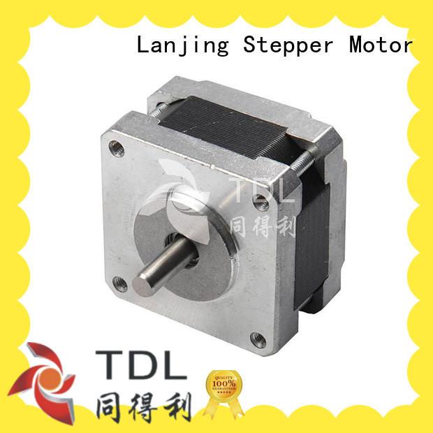 hot sale servo stepper motor supplier for stage lighting TDL