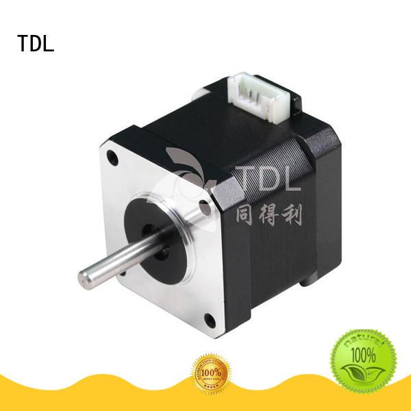 stepper motor efficiency best for security equipment TDL