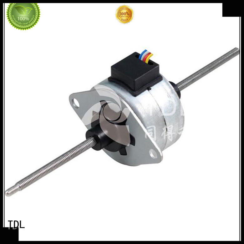 TDL professional permanent magnetic linear motor manufacturer for stage lighting
