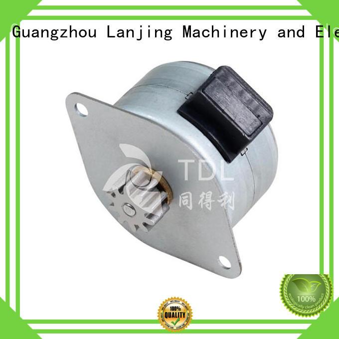 deceleration stepper motor twophase motor15° electric rotating motor TDL Brand