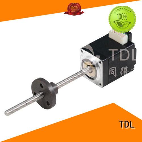 TDL motor stepper motor linear motion motor manufacturer