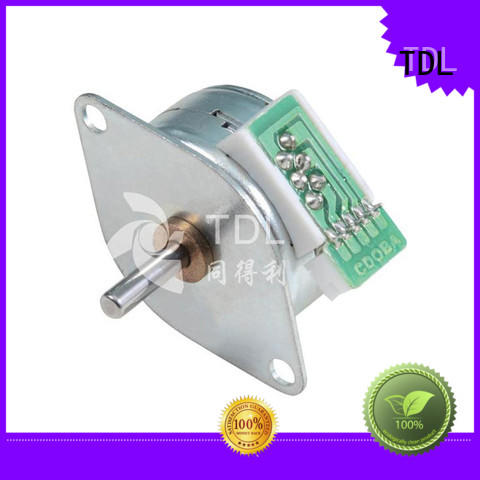 TDL high quality stepper motors manufacturer for security equipment