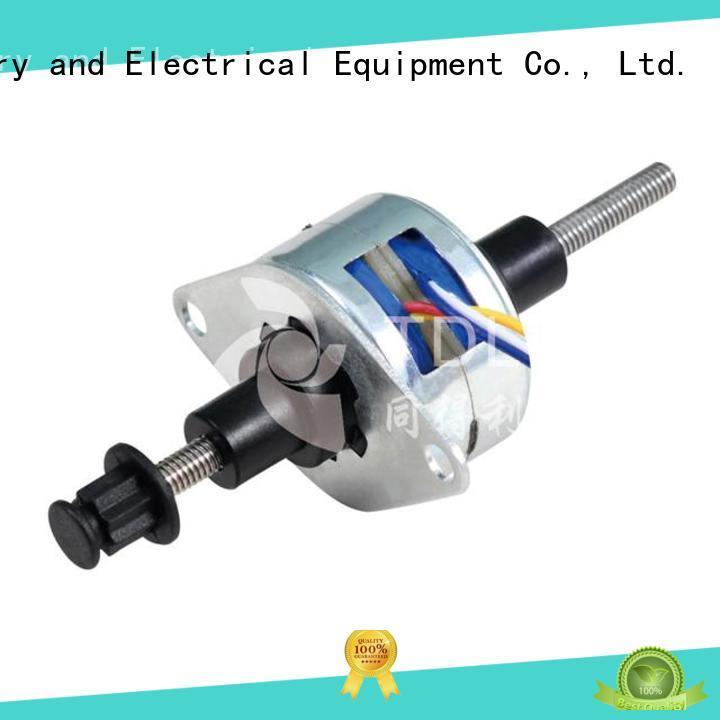 TDL current linear electric motor manufacturer for three dimensional printer