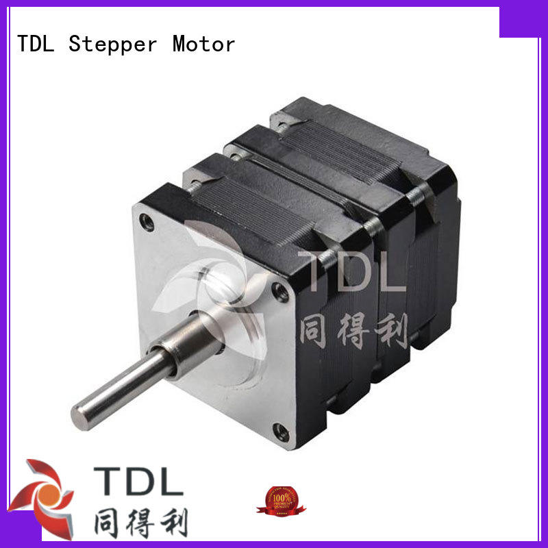 TDL hot selling industrial stepper motor from China for three dimensional printer