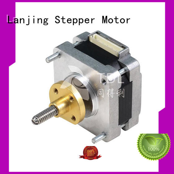 TDL hb micro linear stepper motor manufacturer for financial equipment