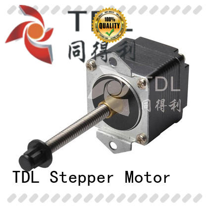 TDL non captive linear stepper motor with good price for financial equipment